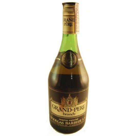 Grand Pere Brandy Reserva Especial