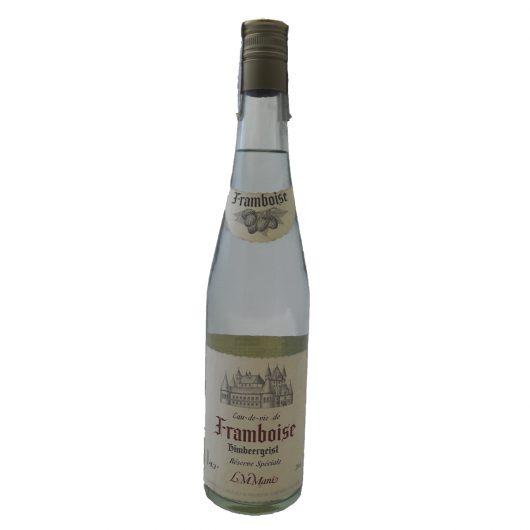 Destilado Aguardiente Framboise Reserva especial
