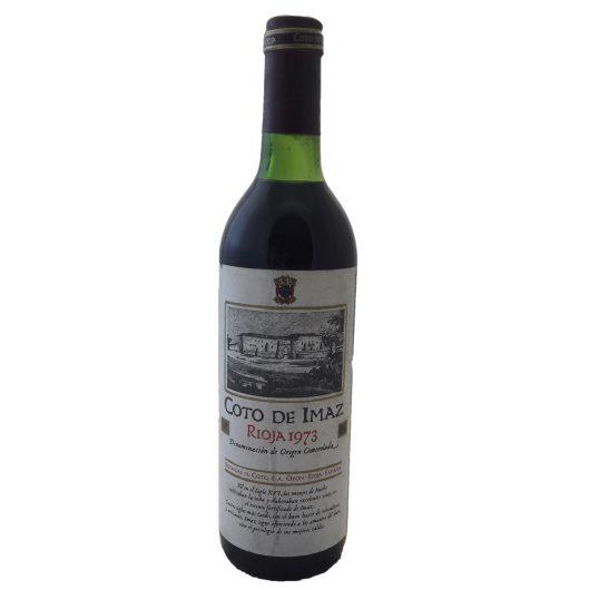 Vino Coto de Imaz Rioja Reserva 1973