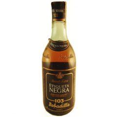 Brandy 103 Etiqueta Negra