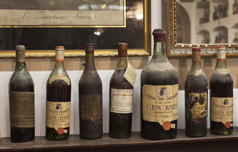 Col·leccionisme d'ampolles antigues