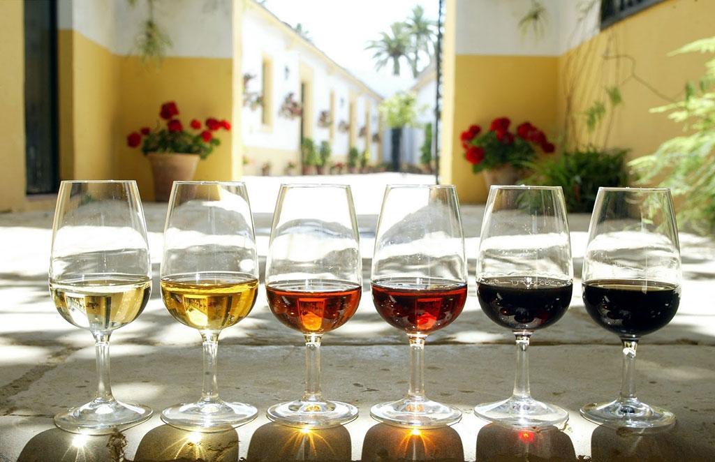 article vins de Jerez
